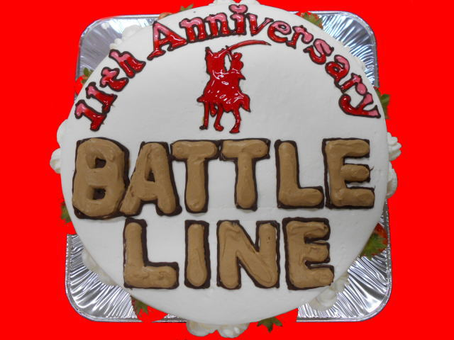 BATTLE LINE 11th Anniversary