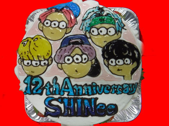 SHINee 12th Anivresary